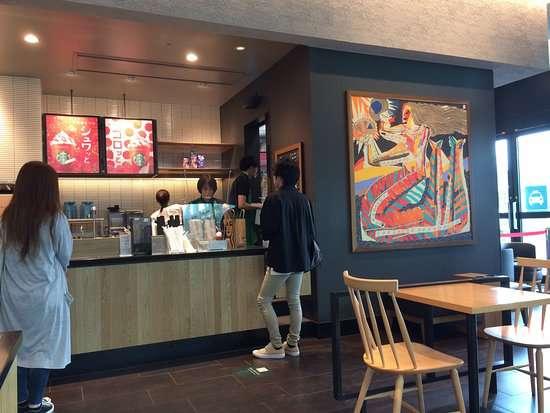 熊本×ぽっちゃり待ち合わせスポット①:スターバックスコーヒー 熊本駅店