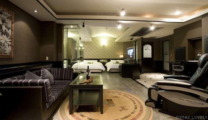 鹿児島×ぽっちゃりおすすめラブホ①:ホテル ウォーターゲート鹿児島
