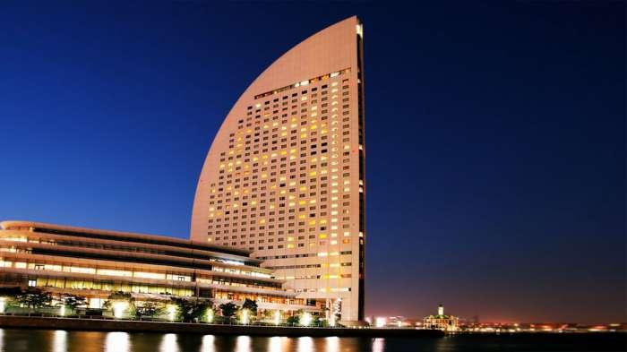 神奈川×ぽっちゃりデートスポット④:ヨコハマグランドインターコンチネンタルホテル