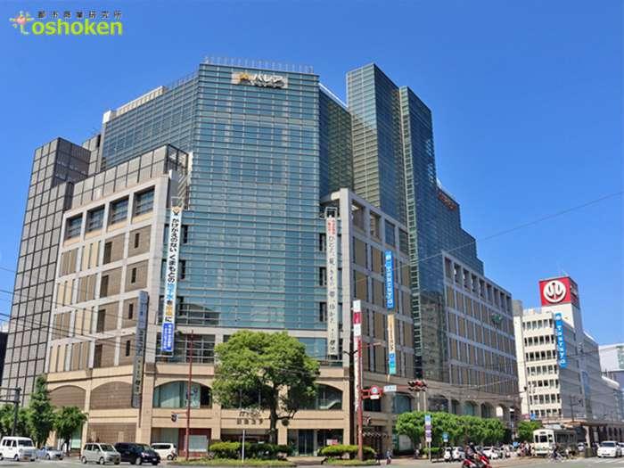 熊本×ぽっちゃりデートスポット①:鶴屋百貨店