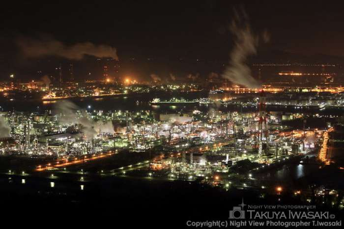 岡山×ぽっちゃりデートスポット⑤:鷲羽山スカイライン水島展望台