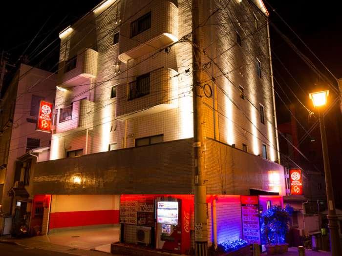長崎×ぽっちゃりおすすめラブホ④:Boutique Hotel SKYCLUB
