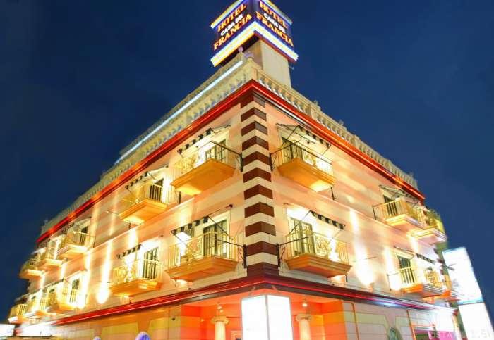 神奈川×ぽっちゃりおすすめラブホ①:HOTEL CASADE FRANSIA 横浜店