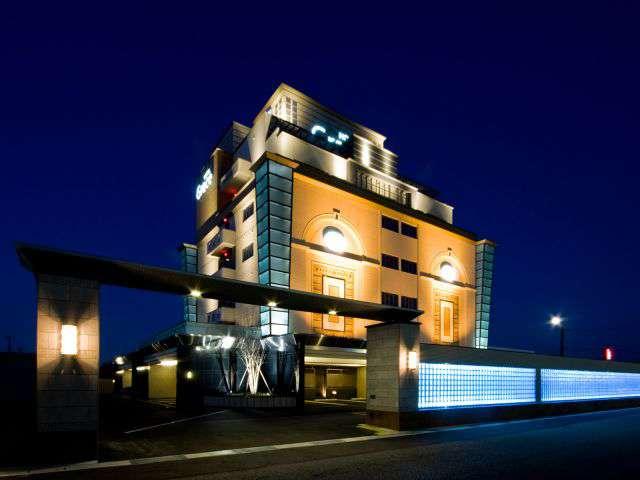 富山×ぽっちゃりおすすめラブホ⑤:HOTEL GRACE