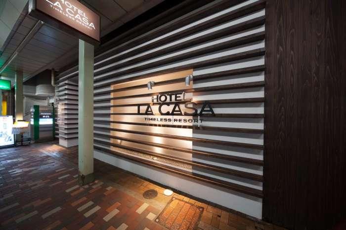 新潟×ぽっちゃりおすすめラブホ①:HOTEL LA CASA
