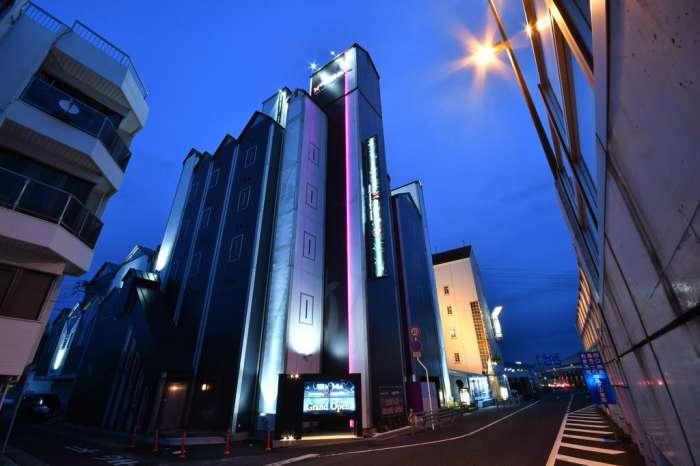 岡山×ぽっちゃりおすすめラブホ①:Hotel agehA cinq boutique