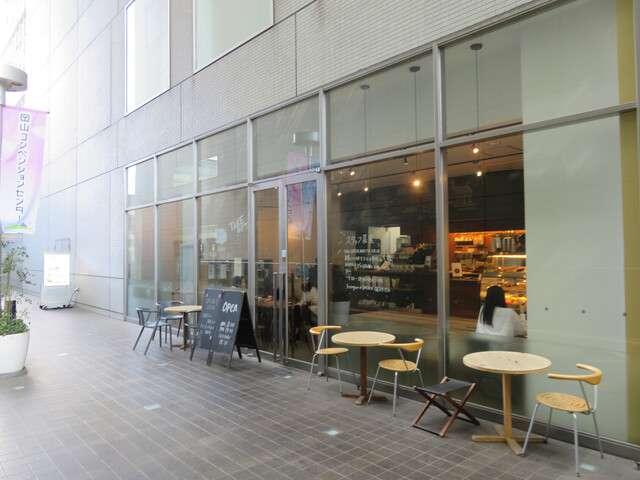 岡山×ぽっちゃり待ち合わせスポット③:THE COFFEE BAR
